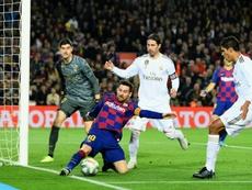 Barcelona ou Real Madrid, quem ganhou mais 'Clásicos'? AFP