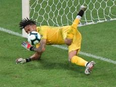 La Selección Peruana se rinde a Gallese. AFP
