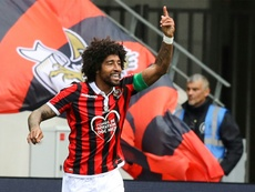 Dante, autor del gol. AFP
