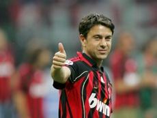 Costacurta, un mito del Milan, elogió a Ramos. AFP