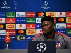 Thomas, en la agenda del Inter de Milán. AFP