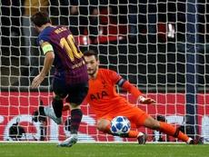 Messi, más goles al 'Big Six' de la Premier que Kane, Salah, Hazard, Lukaku, Auba... AFP