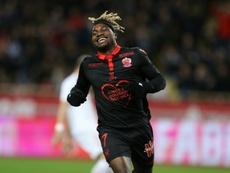 Les compos probables du match de Ligue 1 entre Nice et Toulouse. AFP