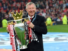 Manchester United have not won the league since 2012-13. AFP