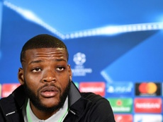El Celtic paralizó la salida de Ntcham el último día de mercado. AFP