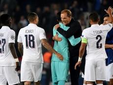 Real Madrid-PSG à guichets fermés ? AFP