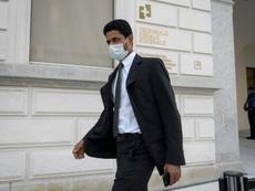 Al-Khelaïfi ayudó a Valcke a comprar una lujosa villa en 2013. AFP