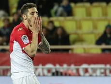 Al Lyon le gusta Jovetic. AFP