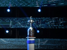 There are now dates for the Copa Libertadores. AFP