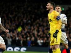 Le joueur n'a pas joué contre City samedi. AFP