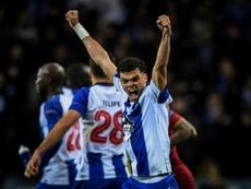 Pepe quer ganhar outra vez a Champions, agora com o FC Porto. AFP