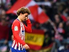 El Barça habría descartado el fichaje de Griezmann al entender que ya tuvo su oportunidad. AFP