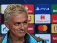 Lo tiene claro Mourinho. AFP