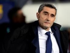 Valverde sigue con una trayectoria excelente en Liga. AFP
