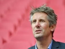 Man Utd want to get Van der Sar as sporting director. AFP