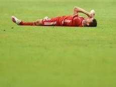 Pavard se machuca é dúvida para a Champions. AFP