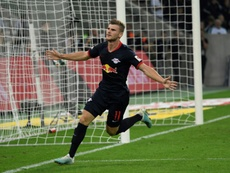 Werner não foi para o Bayern pelos conselhos de Löw. AFP