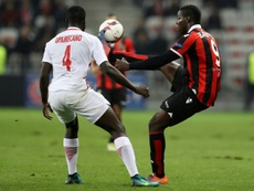 Upamecano is wanted by Real Madrid. AFP