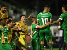 Do que a Chapecoense precisa para ser campeã da Série B? AFP