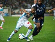 Vainqueur vuelve a la Ligue 1. AFP