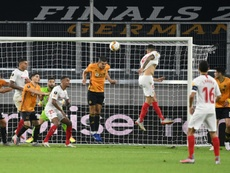 Sevilla garante vaga nas quartas de final da Liga Europa. AFP