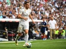 Nouvelle alarme pour la cheville de Bale. AFP