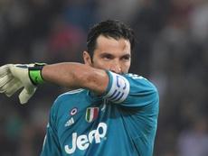 Buffon pode enfrentar processo disciplinar. AFP