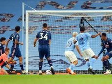 Qu'est ce qu'il manque à Arsenal. AFP