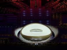 El Mundial de 2022 podría ser finalmente organizado por tres países. AFP/Archivo