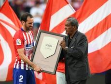 Los nombres propios de la jornada 37 de Liga en España. AFP