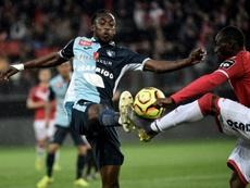 Accord trouvé entre l'Olympique Lyonnais et Kadewere. AFP