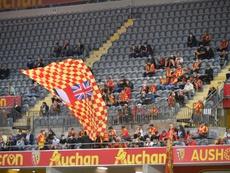 Le match est reporté à une date ultérieure. AFP