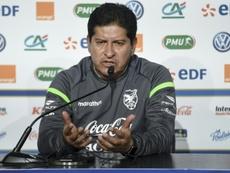 Villegas se aferra el sillón de seleccionador. AFP