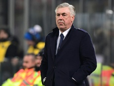 Carlo Ancelotti's Napoli are a distant second in Italy