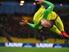 Bammou est aligné par Ranieri. AFP
