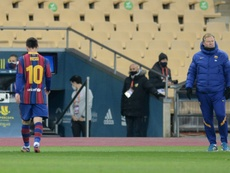 Messi nel mirino del PSG. AFP