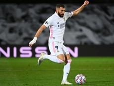 Robert Pires pour le retour de Karim Benzema en Équipe de France. afp