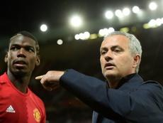 Mourinho aseguró que su estrella no tiene intención de dejar el club. AFP