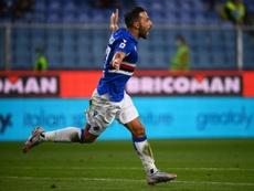 Fabio Quagliarella dit non à la Juventus. afp