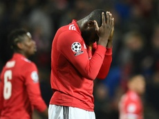 Manchester suffered a humiliating defeat against Sevilla. AFP
