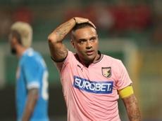 Fabrizo Miccoli no podrá eludir la cárcel. AFP