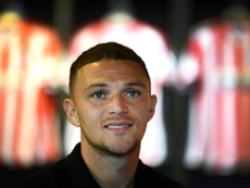 Trippier, la faiblesse d'Antic. AFP