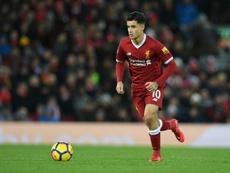 Thompson veut le retour de Liverpool. AFP
