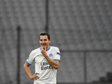 Thauvin, en el radar de Sevilla y Milan. AFP