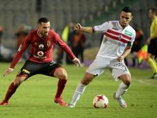 Roberto Garcia dirigirá el duelo entre el Al Ahly y el Al Masry. AFP