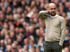 Guardiola no verá el United-Liverpool... ¡por el Atalanta! AFP