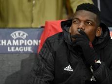 El United rechazará cualquier oferta por Pogba. AFP