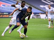 Thiago Silva na mira da Lazio. AFP