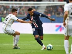 Neymar could be back. AFP