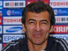 Rui Almeida quedó sin equipo. AFP